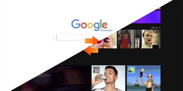 1. Om 'GIFs' (geanimeerde afbeeldingen) aan je Explorit toe te voegen, kun je sites als Google Afbeeldingen of Giphy gebruiken.