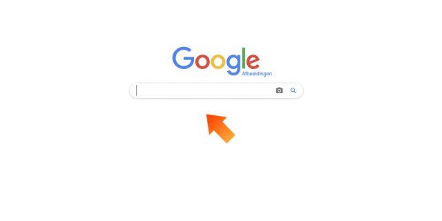 1. Om afbeeldingen aan je Explorit toe te voegen, kun je Google Afbeeldingen gebruiken.